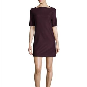 ✨Theory Harkin Half-Sleeve Shift Dress - NWT